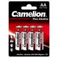 Camelion AA Plus Alkaline Batteries - 4 Pack  + FREE SHIPPING!