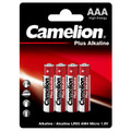 Camelion AAA Plus Alkaline Batteries - 4 Pack  + FREE SHIPPING!