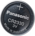 Panasonic CR2330 3V Lithium Cell Battery (5pcs per Pack)