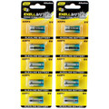 2pc 5pk A28PX 6V Alkaline Battery Energizer A544, Duracell 28A Everead..