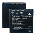 PAN DMW-BCB7 LI-ION 710mAh Digital Battery