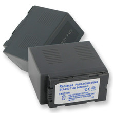 PANASONIC CGA-D54 LI-ION 5.4Ah Video Battery