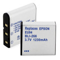 EPSON EU-94 LI-ION 1230mAh Digital Battery