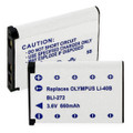 OLYMPUS Li40B LI-ION 660mAh Digital Battery