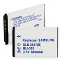 SAMSUNG 0837B LI-ION 800mAh Video Battery