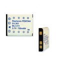 PENTAX D-Li63 LI-ION 750mAh 3.7V PENTAX D-Li63 LI-ION 750mAh 3.7 Video Battery + FREE SHIPPING