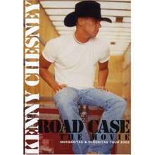 Kenny Chesney DVD - Road Case The Movie Margaritas & Senoritas Tour 2003