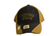 Pittsburgh Panthers NCAA Captivating Head Gear 1-Stop Cap
