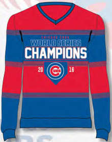 Chicago Cubs 2016 WS Champs Men's Ugly Sweater