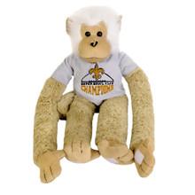 New Orleans Saints Super Bowl XLIV Champions 27'' Plush Monkey