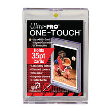 Ultra Pro 35pt UV Protection One Touch Magnetic Holder