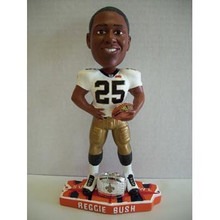 New Orleans Saints Super Bowl XLIV Champions Bobble Head Reggie Bush