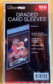 Ultra Pro Graded Card Sleeves (100 count)