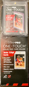 Box (Lot) 25 - Ultra Pro 130pt UV Protection One Touch Magnetic Holder