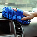 Hand Glove Microfiber Multi Purpose Cleaning Cloth