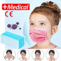 Kids 1 x Disposable Face Mask