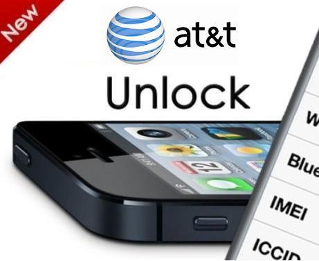 iPhone 6S 6S Plus 6 6 Plus 5S 5C 5 4S 4 Factory Unlock AT&T