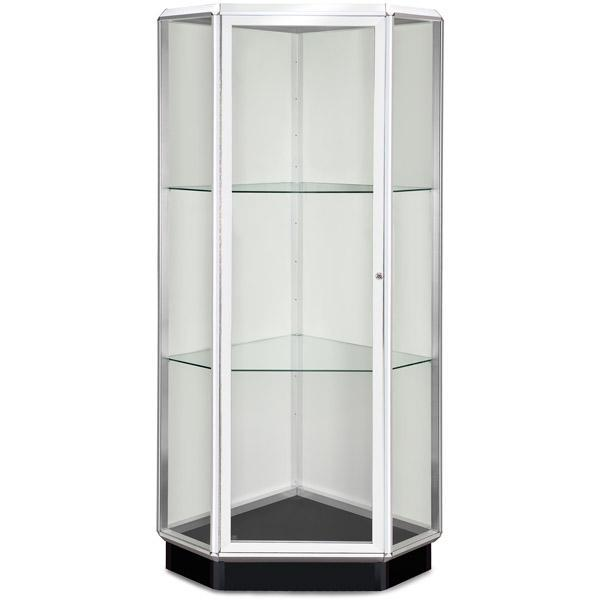 Display Cases Acrylic Metal Glass Counters And Cabinets By Waddell