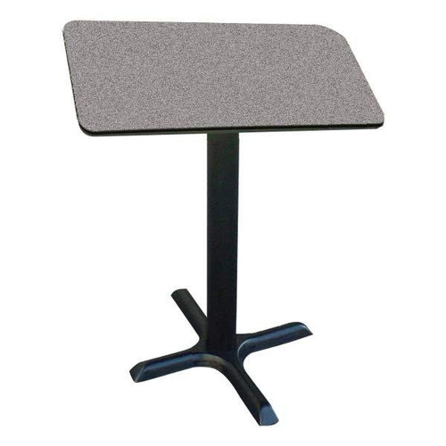 Correll BXBS Cafe And Breakroom Standing Height Table Inch - Standing cafe table