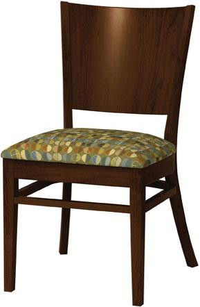 Grand Rapids Chair W574 Mama Melissa Upholstered Chair 18.5 Wide Seat Height