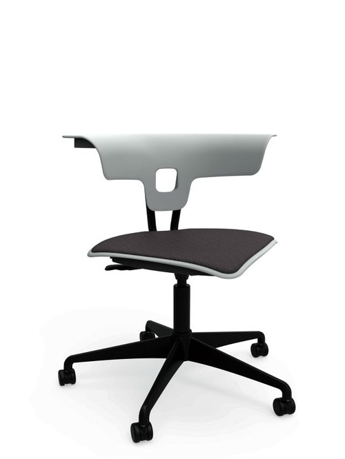 Attirant KI Ruckus RK5200 Upholstered Seat Task Chair Adjustable Height
