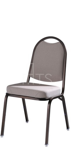 MTS Seating 505 Alpha Banquet Stacking Chair Round Back 18 Inch Seat Height