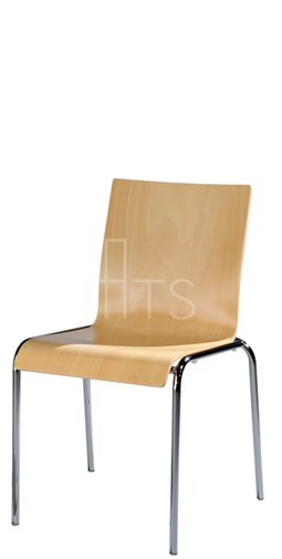 MTS Seating S10-SQ Moderne Stacking Dining Chair Wooden Seat and Back 18 Inch Seat  sc 1 st  Todayu0027s Classroom & MTS Seating S10-SQ Moderne Stacking Dining Chair Wooden Seat and ...