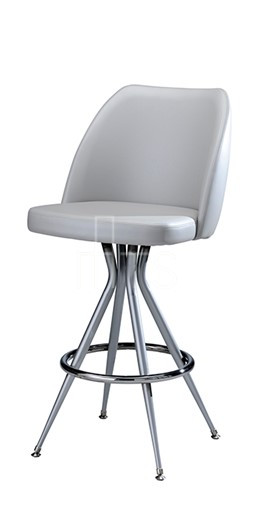 MTS Seating 316 30 X Emma Swivel Guest Bar Stool 30 Inch Seat Height