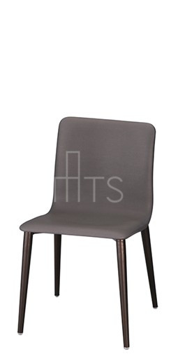 MTS Seating 8612 E Lehto Tapered Leg Guest Chair 18 Inch Seat Height