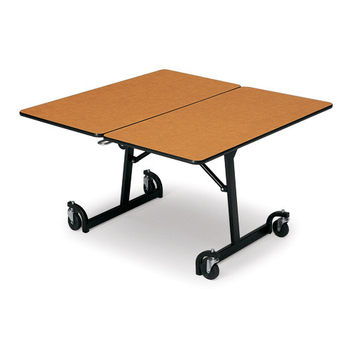 Ufsq4 48 x 48 square mobile table l affordable mobile tables ki 48 square mobile table image 1 watchthetrailerfo
