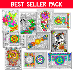 Line Art Best Sellers Pack