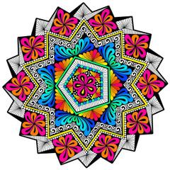 Harmony Fuzzy Mandala