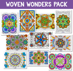 Woven Wonders Bundle - 10 Pack