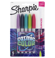 Sharpie Cosmic Color Markers 5-Pack (Special Edition)