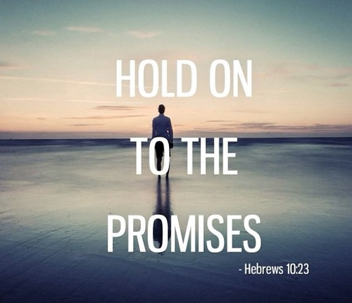 Hebrews 10:23