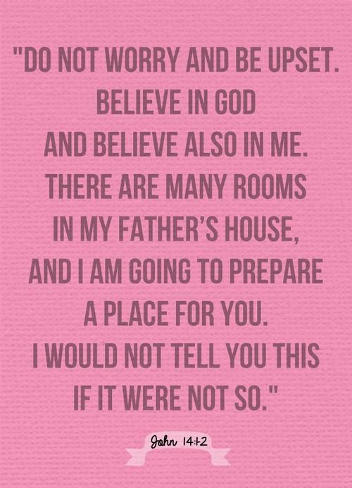 John 14:1-2