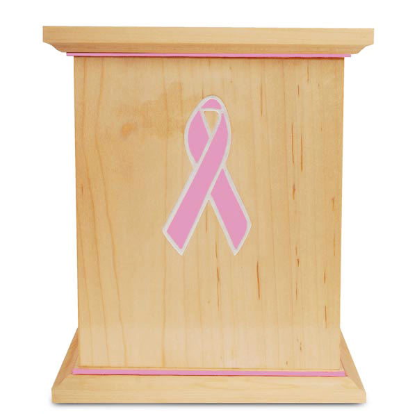 Breast Cancer Awareness Cremation Urn
