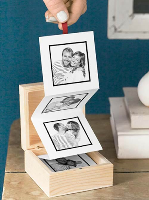 11 diy memorial craft projects for crafty people urns northwest nifty diy memorial craft project that results in a fun pull out photo memorial ht us urns online solutioingenieria Images
