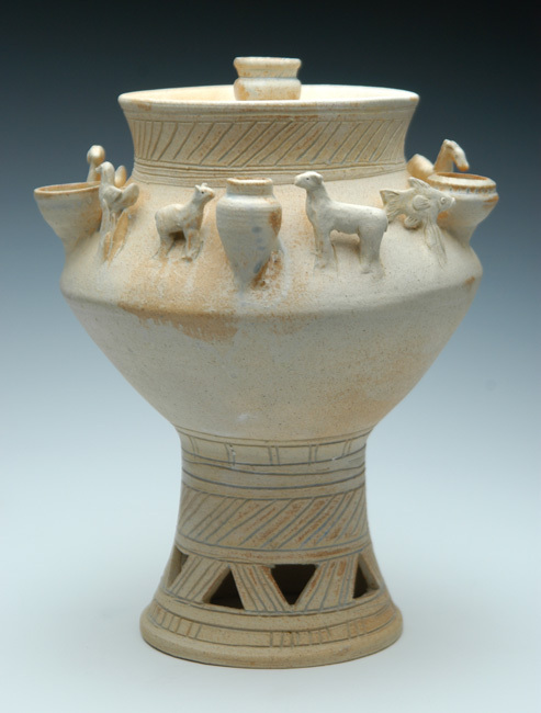 Korean Style Burial Jar Cremation Urn
