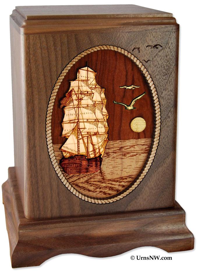 pirate urns urns northwest