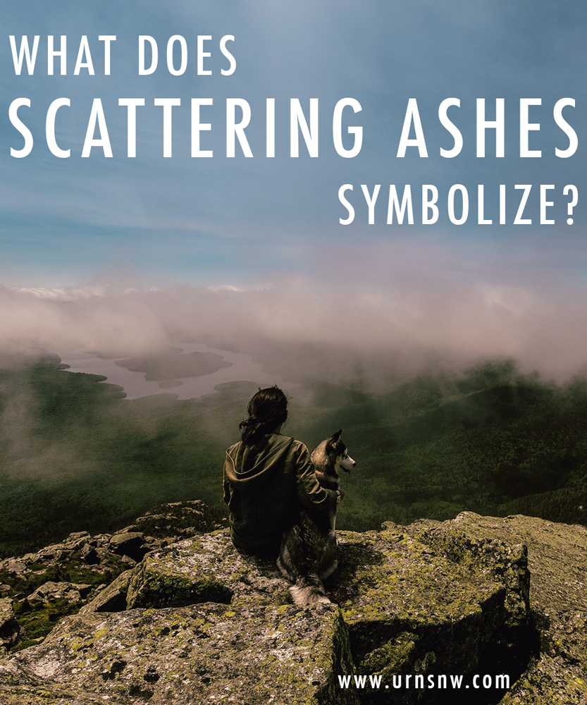 Symbolism significance what does scattering ashes mean urns you can plant all or part of the remains in a memorial tree share them among family members incorporate them into a memorial tattoo or incorporate any biocorpaavc Images