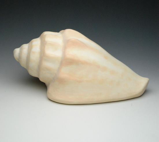 Shell Scattering Urn - Biodegradable
