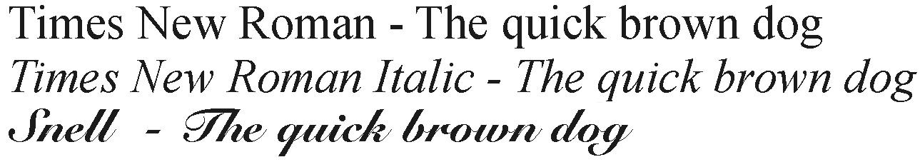 Urn Engraving Fonts for Inscription