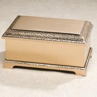 American Beauty Bronze Cremation Urn