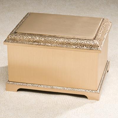 American Beauty Bronze Companion Cremation Urn