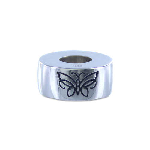 Butterfly Cremation Bead