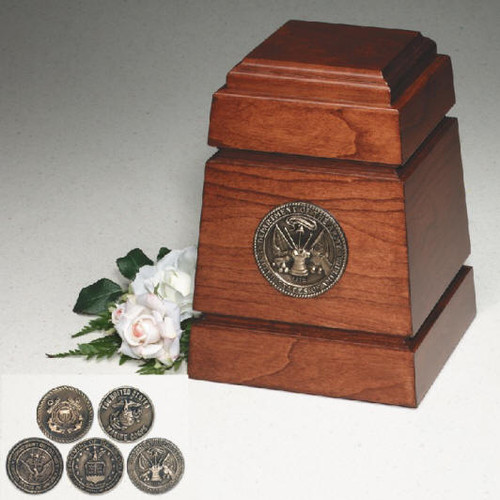 Liberty Military Cremation Urn