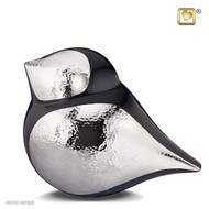 Soul Bird Brass Cremation Urn - Male - Adult