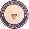 Navy Medallion for Military Urn