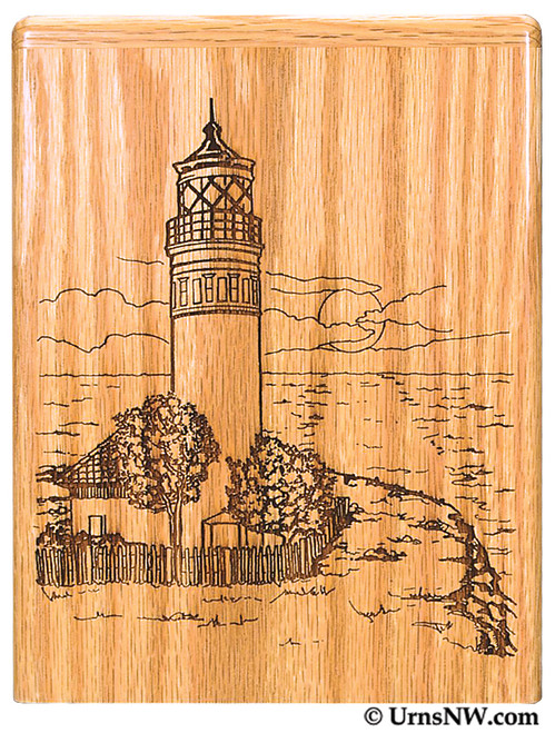 Lighthouse Burial Cremation Urn